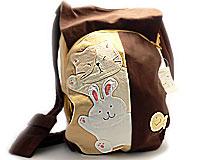 Se mere om Japansk moderygsæk fra Kokacat i brune farver i web-butikken