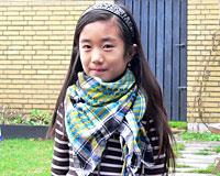 Partisantørklæde (TK032)