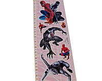 Stickers med spiderman (TS071)