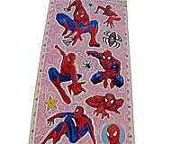 Stickers med spiderman (TS072)
