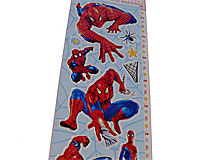 Stickers med spiderman (TS075)