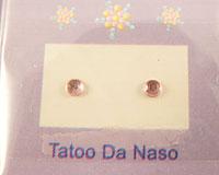 Se mere om 2 stk.Tattoo og Stickers lyserød farve i web-butikken