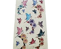 Tattoo med sommerfugle (TS115)