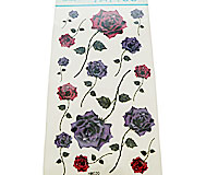 Se mere om Tatovering med roser i web-butikken