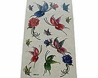 Se mere om Tatoveringer af sommerfugle i flotte farver i web-butikken