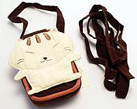 Se mere om Mobiltaske fra Kokokat i rmørkebrune farver i web-butikken