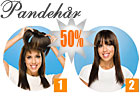 Se alle Pandehår clip on i web-butikken
