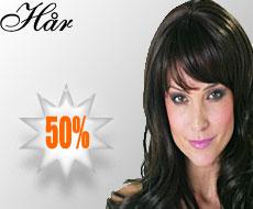 Se alle Hairextensions i web-butikken